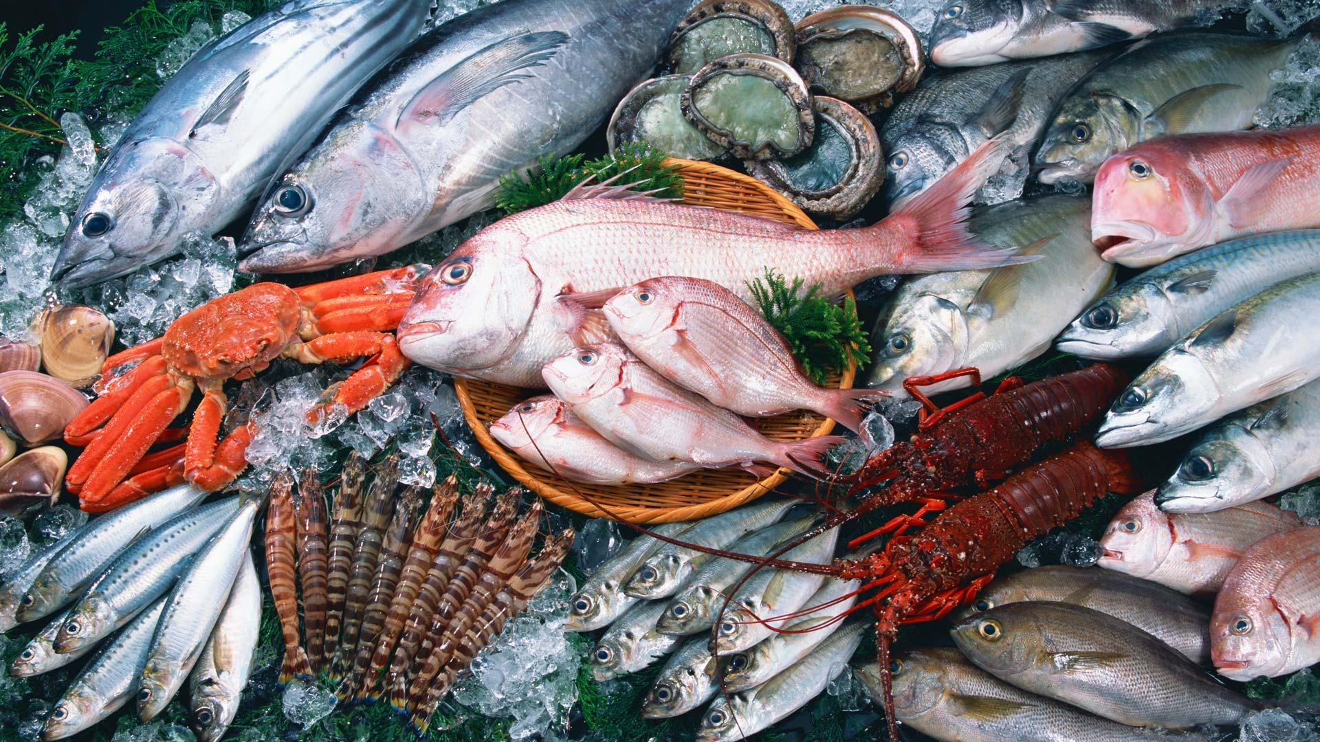 Всегда в продаже морская и речная рыба оптом и в розницу