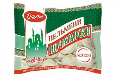 Пельмени по-татарски 400гр ЙОМК