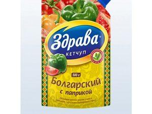 кетчуп болгарский