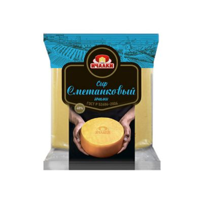 Сыр Сметанковый Ичалки