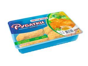 Котлеты рубатки по-киевски