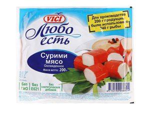 Сурими мясо вичи 200 гр