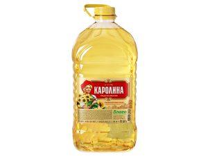 каролина масло 5 л