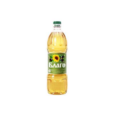 масло благо подсолнечно оливковое