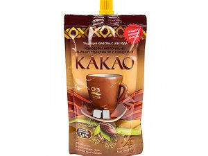 молоко сгущеное с какао ДП