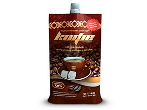 молоко сгущеное с кофе ДП