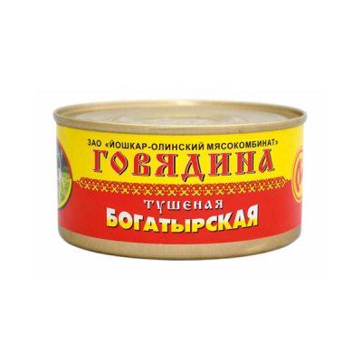 говядина богатырская